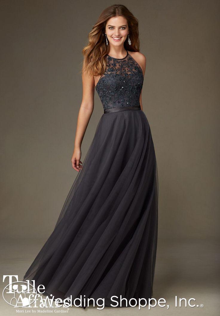 Mori Lee Bridesmaid Dress 136