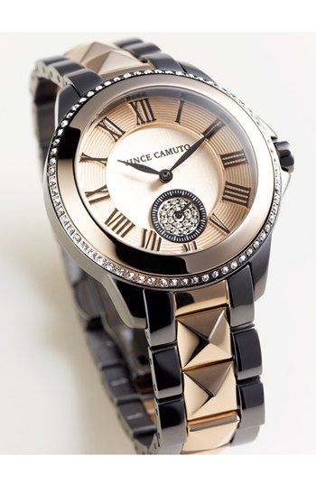 Stunning! All about this sparkle Vince Camuto Watch | Nordstrom