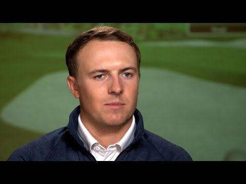 CBS This Morning: Masters champ Jordan Spieth on golf and family