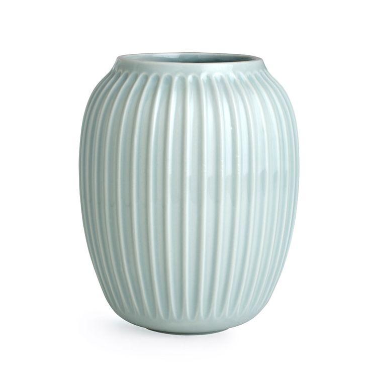 Kähler Hammershøi Vase H200 Mintgrøn 349 kr.