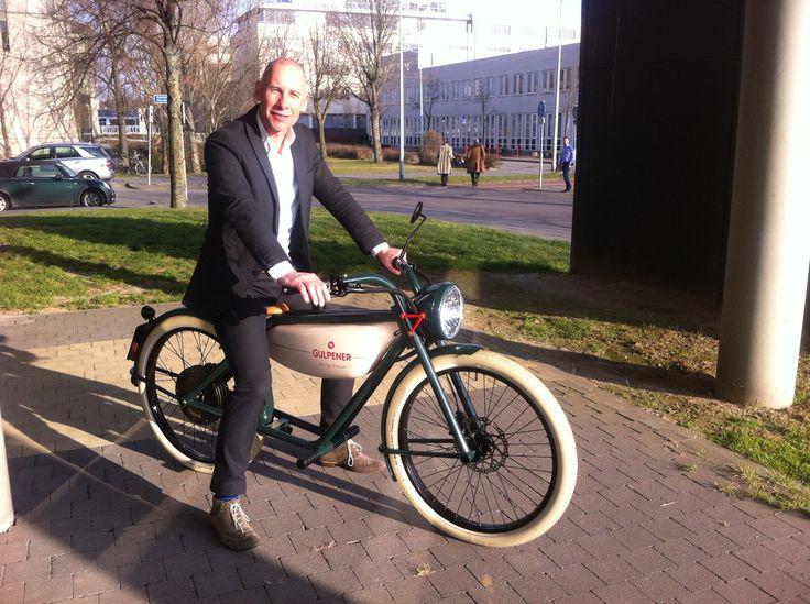 Joost Timmermans Gemeente Maastricht.