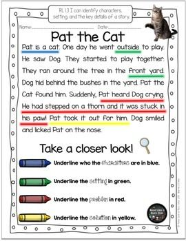 Take-a-Closer-Look-Close-Reading-for-First-Grade-Common-Core-1st-Edition-1519324 Teaching Resources - TeachersPayTeachers.com