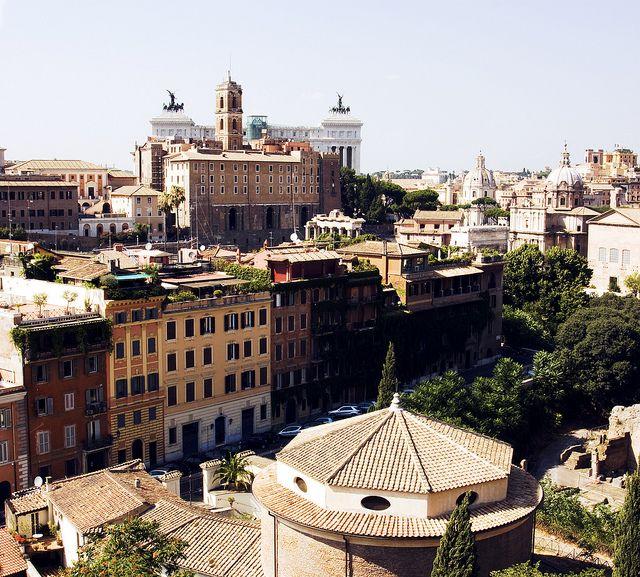 Rome, Italy / photo by Ildegarde Grznic