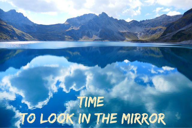 spieglein spieglein an der wand, was hat der spiegel mit mir zu tun?