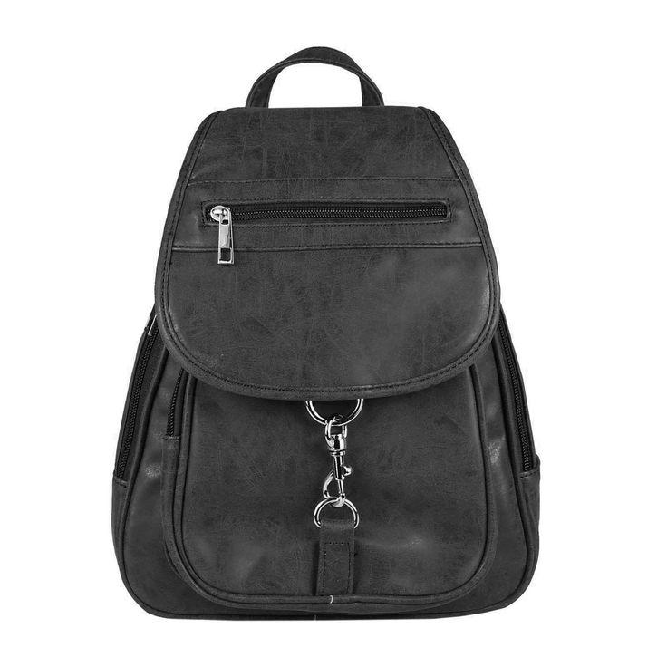 . DAMEN RUCKSACK TASCHE Leder Optik BackPack Cityrucksack Schultertasche Daypack… – Italyshop24.com