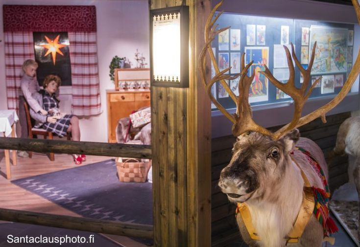 Discover the Finnish Christmas traditions in our Christmas exhibition