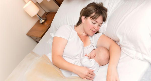 Co-sleeping and safety - BabyCentre