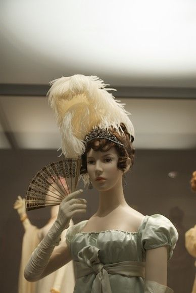 Napoleon and the Empire of Fashion exhibit photo