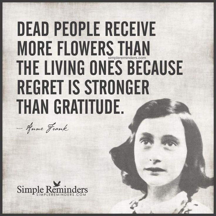 The secret to life is to turn this thinking around.  Gratitude is EVERYTHING!!!