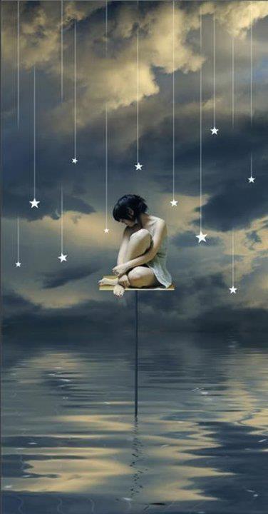 Quando non sarai più parte di me ritagliero'il tuo ricordo in tante piccole stelline ,allora,il cielo sarà bellissimo ,e tutto il mondo si innamorera' della,notte . W.Shakespeare