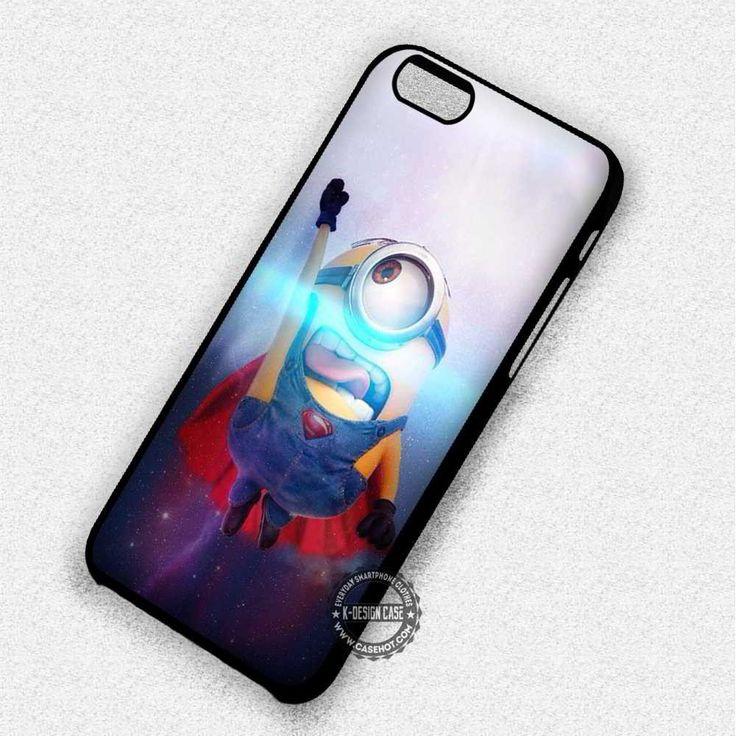 Mini of Steel - iPhone 7 6 Plus 5c 5s SE Cases & Covers