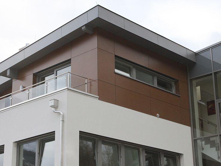 Best 25 fassadenplatten ideas on pinterest betonfassade beton architektur and gewicht beton - Gartenhaus fassadenplatten ...