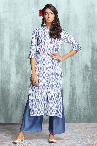 Indigo Hues - Meena Bazaar