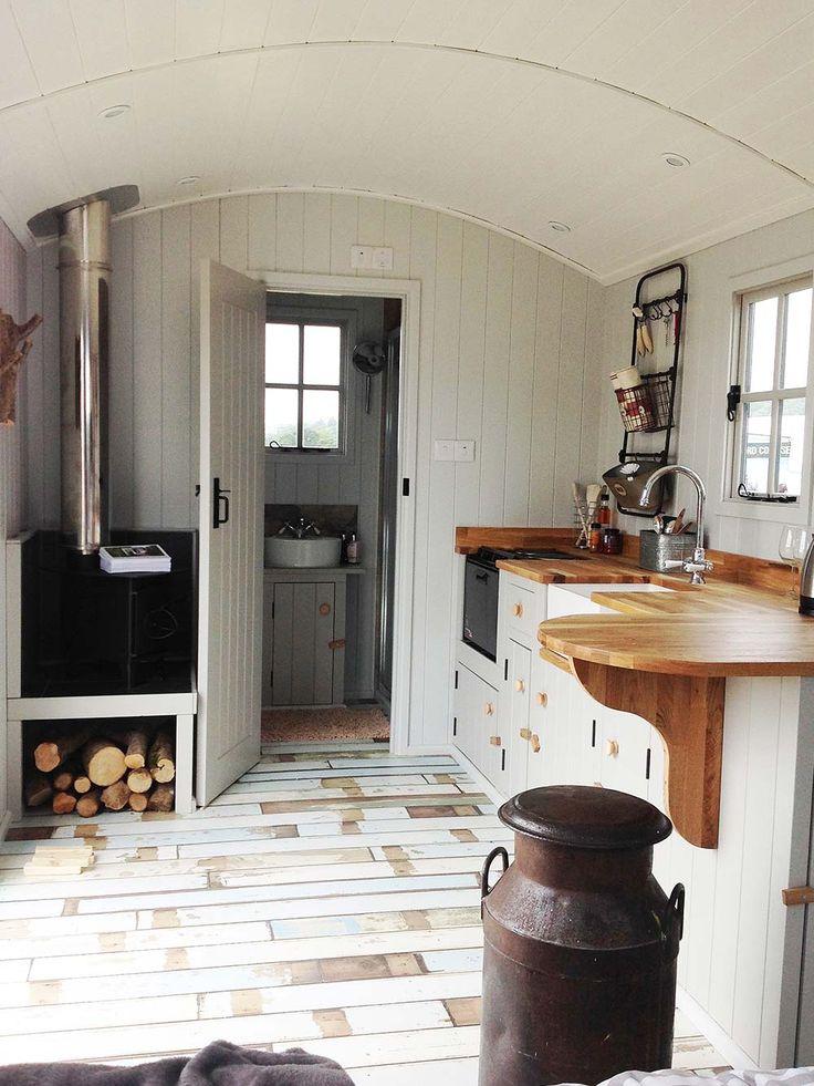 THE LUXURY HUT - Ashwood Shepherd Huts