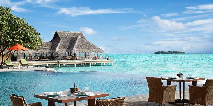 Taj Exotica Resort & Spa (Male, Maldives) - #Jetsetter