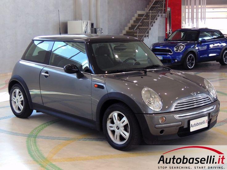 MINI ONE D Idonea per neopatentati + Climatizzatore + Radio cd + Cerchi in lega + Servosterzo + Airbag + ASC + del 2004