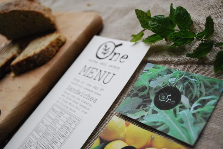 Rustic restaurant branding and graphic design for Dublin restaurant by Kingston Lafferty Design