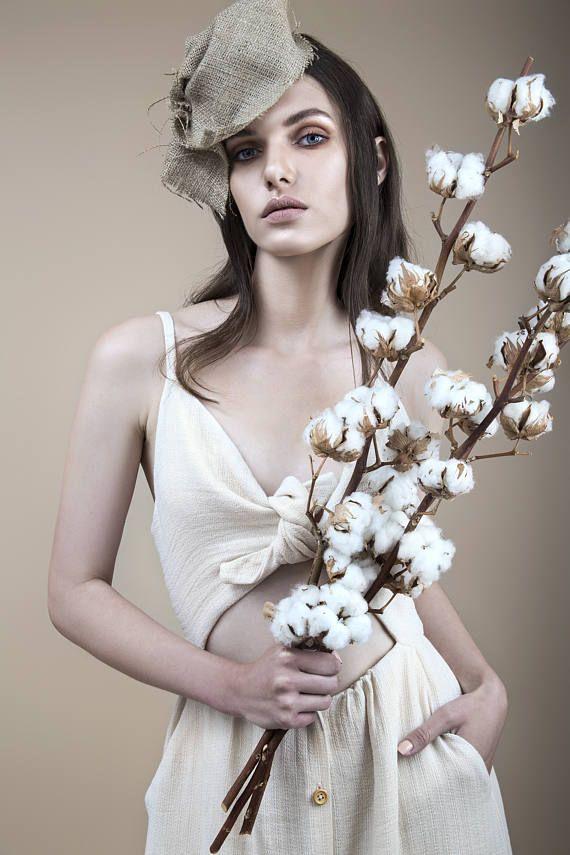 Summer dress romantic dress cotton dress dress with