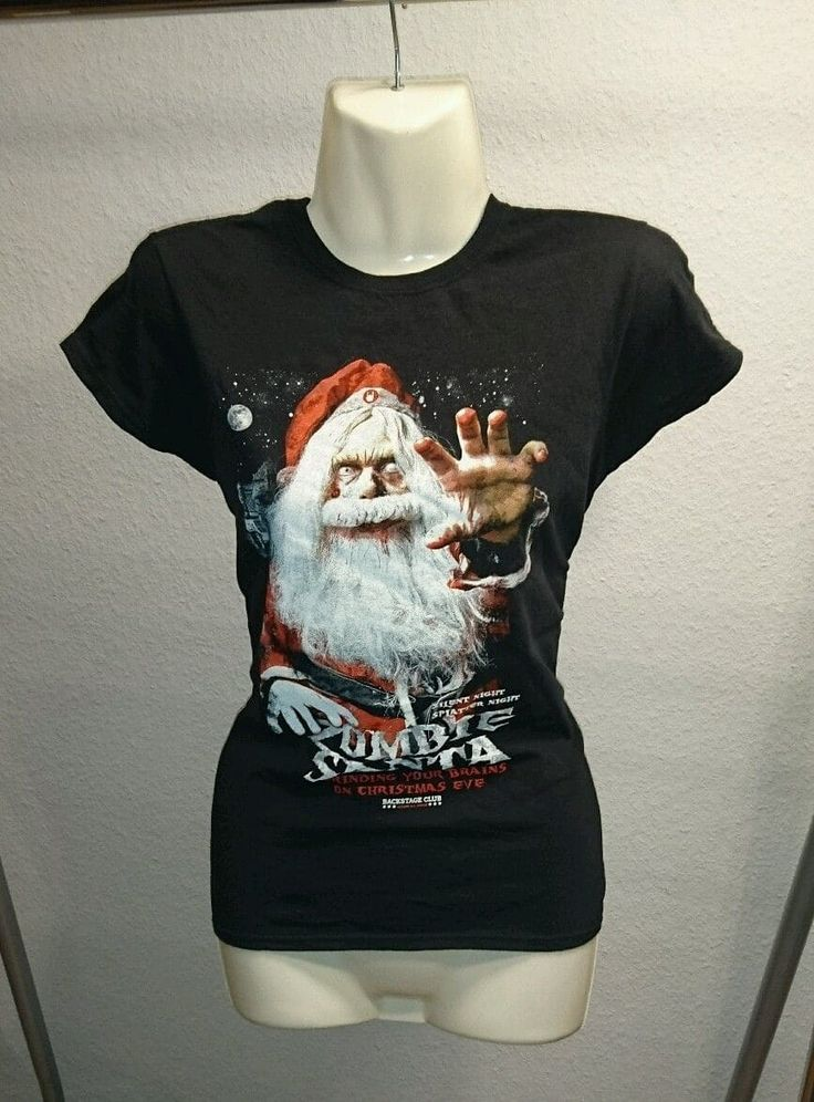 EMP - T-Shirt - Santa via Privater Online Flohmarkt 2017. Click on the image to see more!