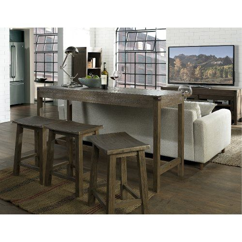 This Sofa Table Would Be Perfect In A Living Room A Hallway Or Anywhere Else In Your Home That Yo Counter Height Dining Sets Counter Height Stools Sofa Table