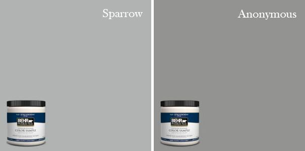 Behr Sparrow Behr Anonymous Paint It Gray Pinterest