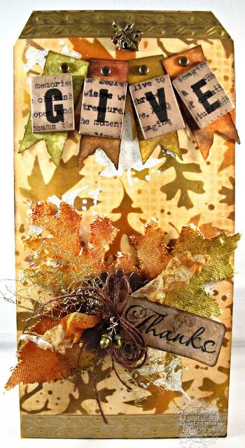 The Funkie Junkie: Giving Thanks