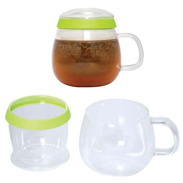 DA8486 500ml (16oz.) Tea Cup with Infuser