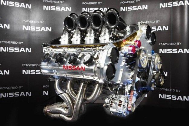 nissan v8 super car engine #SWEngines