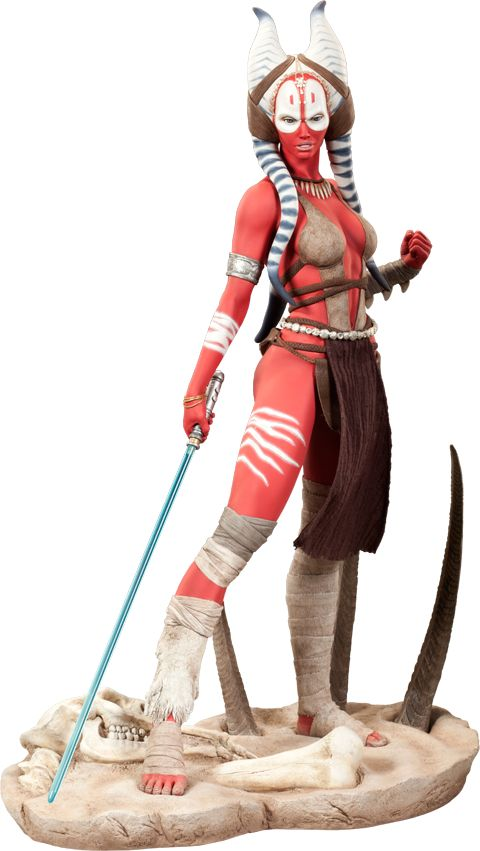 Shaak Ti Shaak Ti Premium Format™ Figure by Sideshow Collectibles Order of the Jedi  Limited Edition: 2500 $349.99