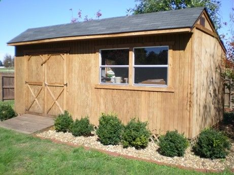 pallet shed. shed plans - wood pallet building | now you can b