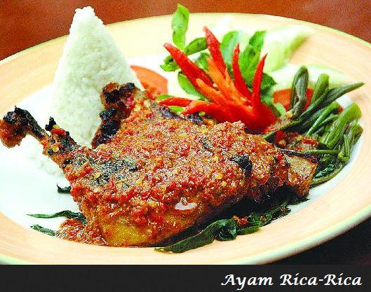 Resep Ayam Rica-Rica Khas Manado http://resep-om.blogspot.com/2014/08/resep-ayam-rica-rica-khas-manado.html