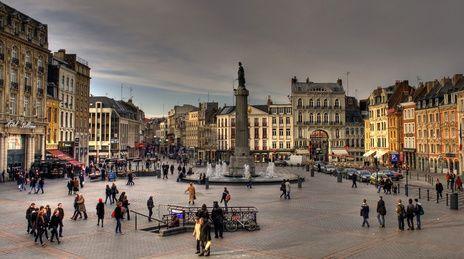 Lille, Nord-Pas-de-Calais