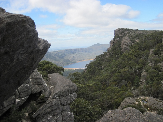The Grampians National Park by valley taff, via Flickr