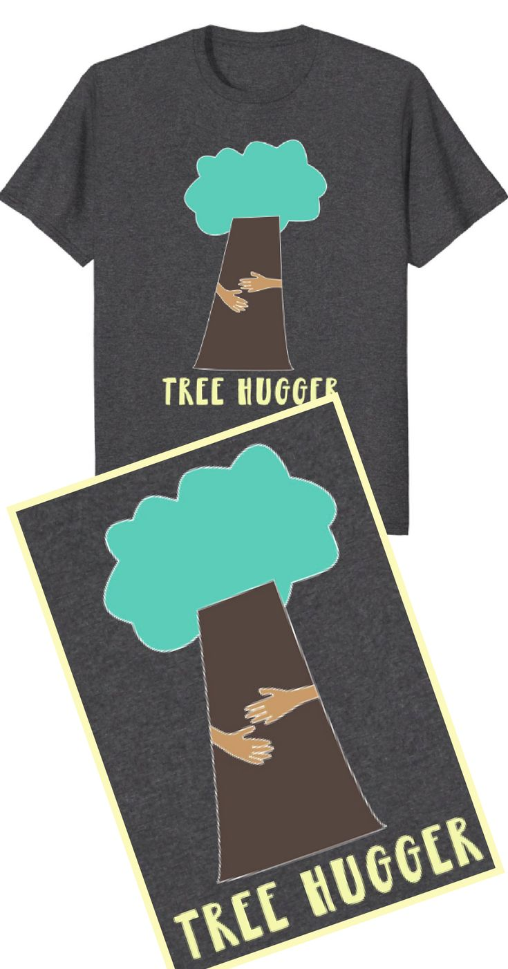 Tree Hugger Shirt Cute T Shirt For Hippies Who Love