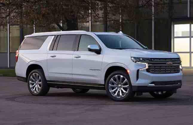 2021 Chevrolet Suburban Specs In 2020 Chevrolet Suburban Suv