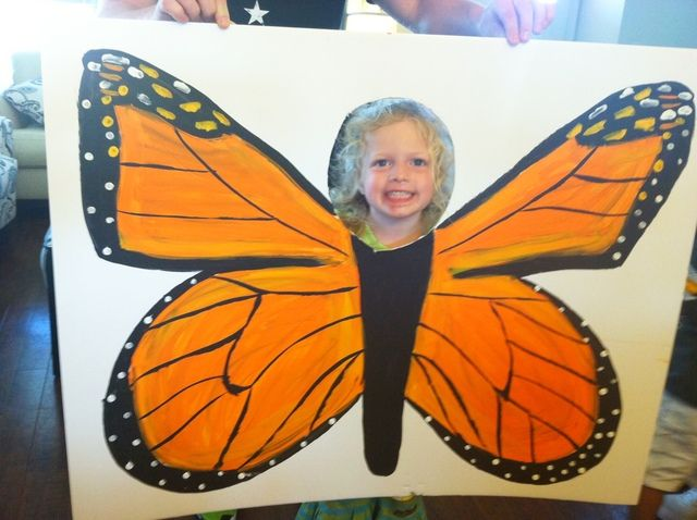 Butterflies! Birthday Party Ideas | Photo 10 of 26 | Catch My Party