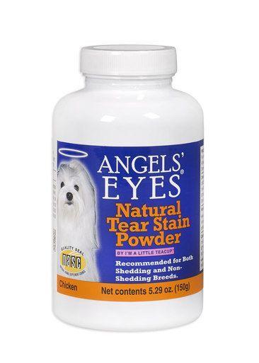 Angels'Eyes Tear Stain Powder Supplement Natural Chicken Flavor 150g Dog