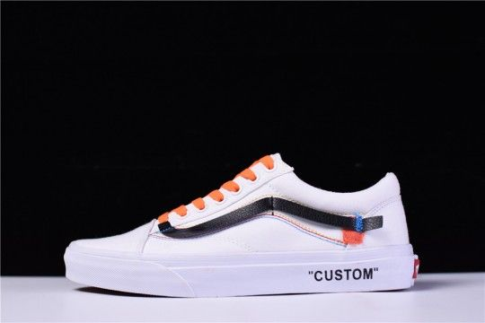 038de441d1 Custom Off-White x Vans Old Skool VN-0D3NB99