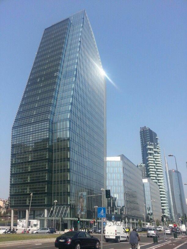 Torre #Diamante #Varesine #Milano #Portanuova #LEED #GBC- protezioni passive dal fuoco CAFCO -www.perlite.it