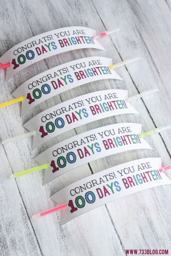 The 18 best images about 100th Day of School on Pinterest