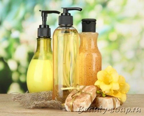 Рецепты жидкого мыла, шампуня и геля для душа