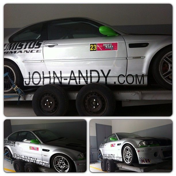 #e46m3 #bmw #drift #M3 #johnandy #00302109703888