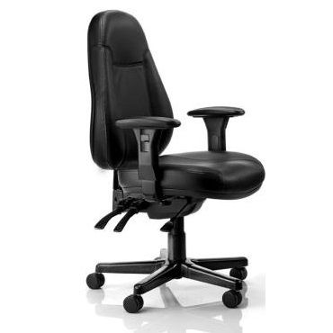 An impressive chair in any office, the Persona is extremely popular because of its superior comfort, strength and style #seated #persona #task #chair seated.com.au