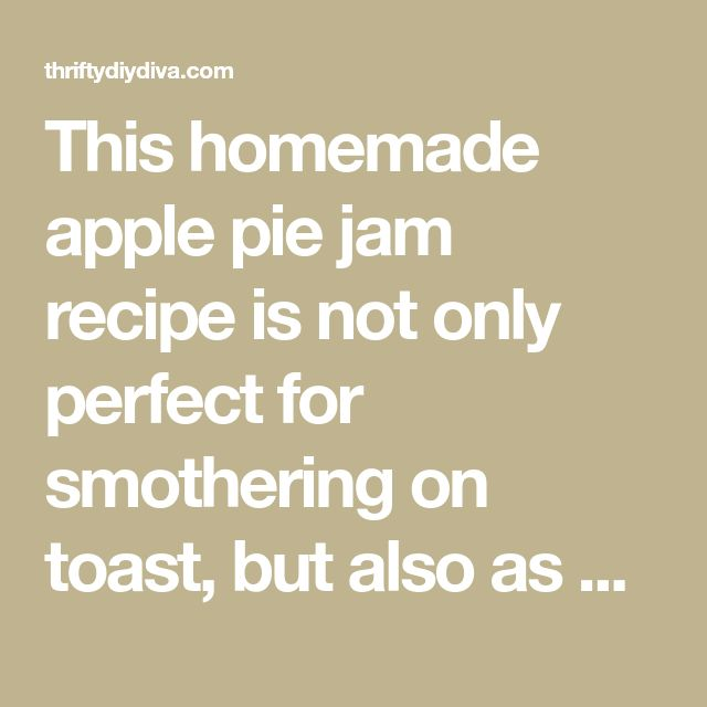 This homemade apple pie jam recipe is not only perfect for smothering on toast, but also as a dessert topping (cheesecake, vanilla ice cream), or as a filling, too! photo copyright:http://www.123rf.com/profile_lisa870 Is there anything better than homemade jam? Ingredients fresh from the garden or farmer's market, prepared on the stove, served at Sunday brunch…The rest, […]