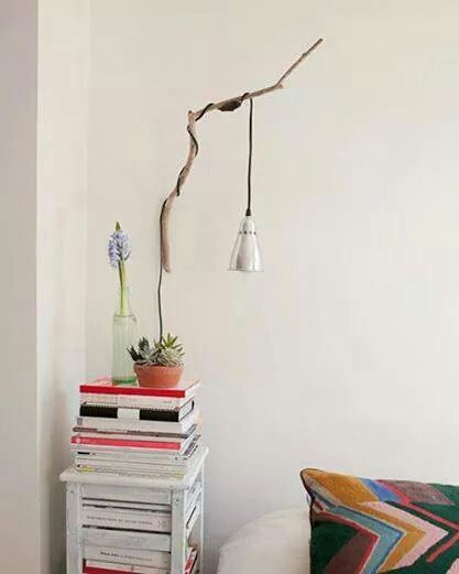 Lamp out of ordinary