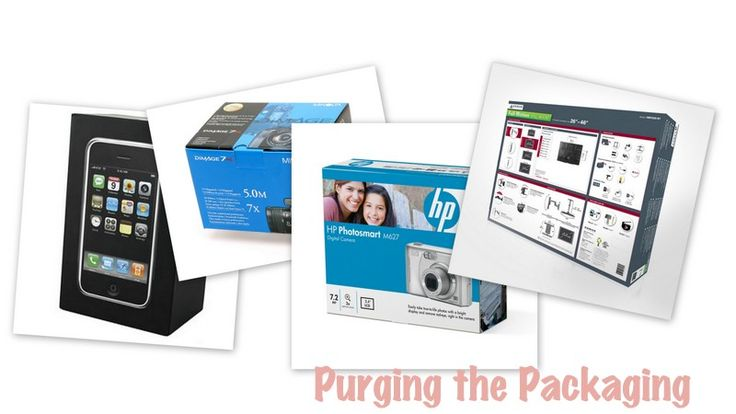 Purging Your Electronics and AppliancesPackaging: Electronics Boxes, Life, Organizations, Appliances Packaging, Tips, Purg