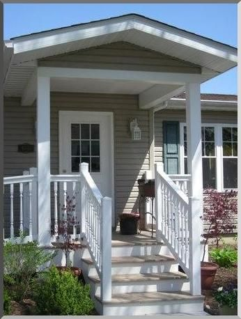 21 best images about front porch addition on pinterest for Small home addition ideas