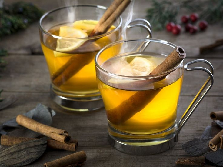 Hot gin recipes to warm your cockles on Bonfire Night