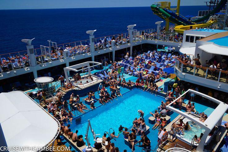 Norwegian Cruise Line: in arrivo sulle navi della flotta i bagnini certificati | Dream Blog Cruise Magazine
