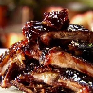 Baked Honey Garlic Ribs - The Best Recipes